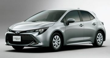 2019 JDM Toyota Corolla Launched 10