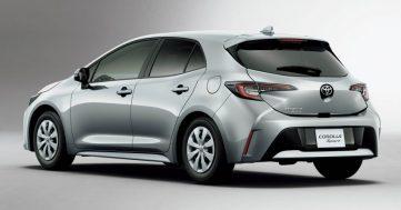 2019 JDM Toyota Corolla Launched 11