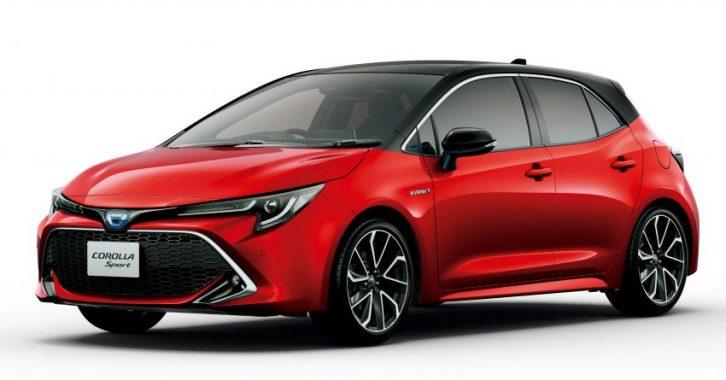 2019 JDM Toyota Corolla Launched 14