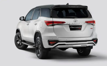 Toyota Fortuner TRD Celebratory Edition launched in India at INR 33.85 Lac 2