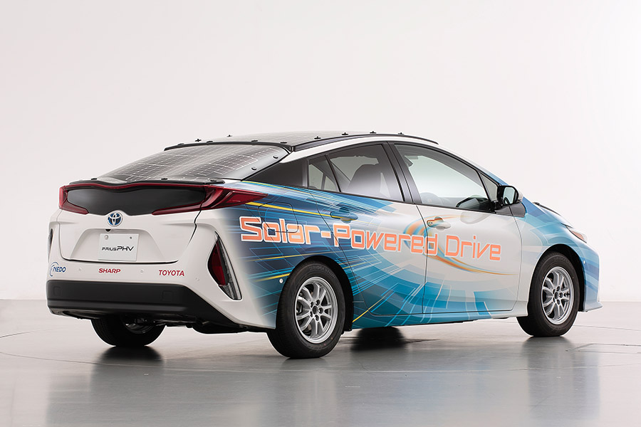 Toyota Wants to Make a Car That Runs Forever 5