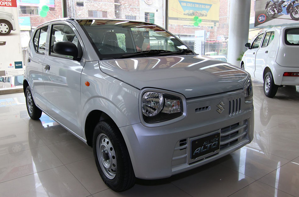 Suzuki Alto- Sales Champion of H1-FY2019-20 3