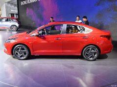 First Official Photos: 2020 Hyundai Verna Facelift 6
