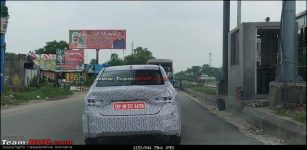 Next Generation Honda City Spotted Testing in India 2