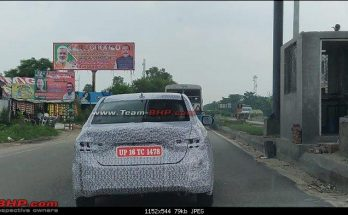 Next Generation Honda City Spotted Testing in India 12
