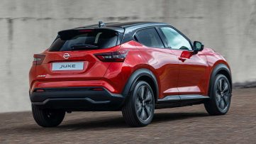 All New 2020 Nissan Juke Debuts 9