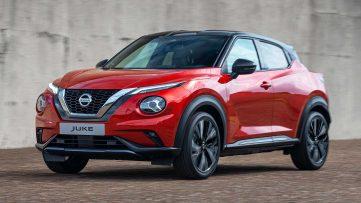 All New 2020 Nissan Juke Debuts 8