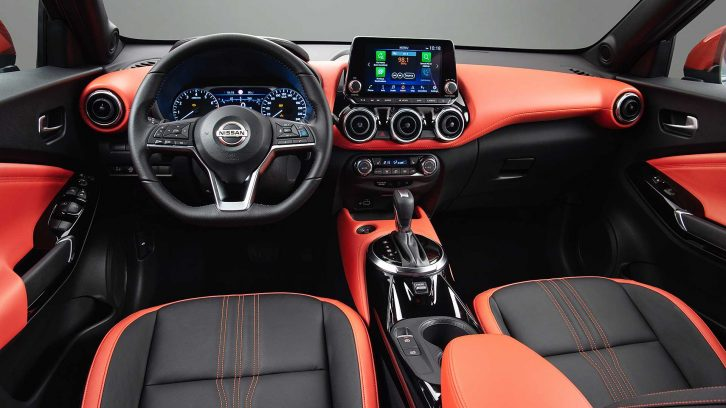 All New 2020 Nissan Juke Debuts 19