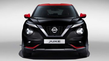 All New 2020 Nissan Juke Debuts 14