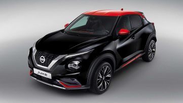 All New 2020 Nissan Juke Debuts 15