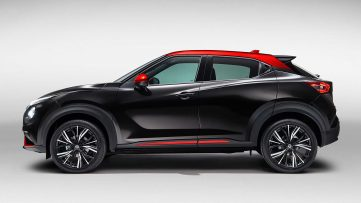 All New 2020 Nissan Juke Debuts 15