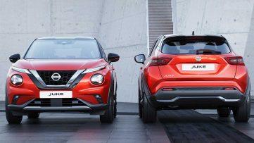 All New 2020 Nissan Juke Debuts 7