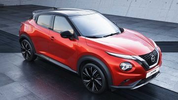 All New 2020 Nissan Juke Debuts 4