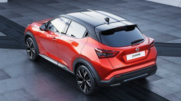 All New 2020 Nissan Juke Debuts 5