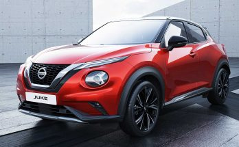 All New 2020 Nissan Juke Debuts 8