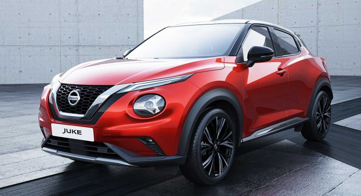 All New 2020 Nissan Juke Debuts 2