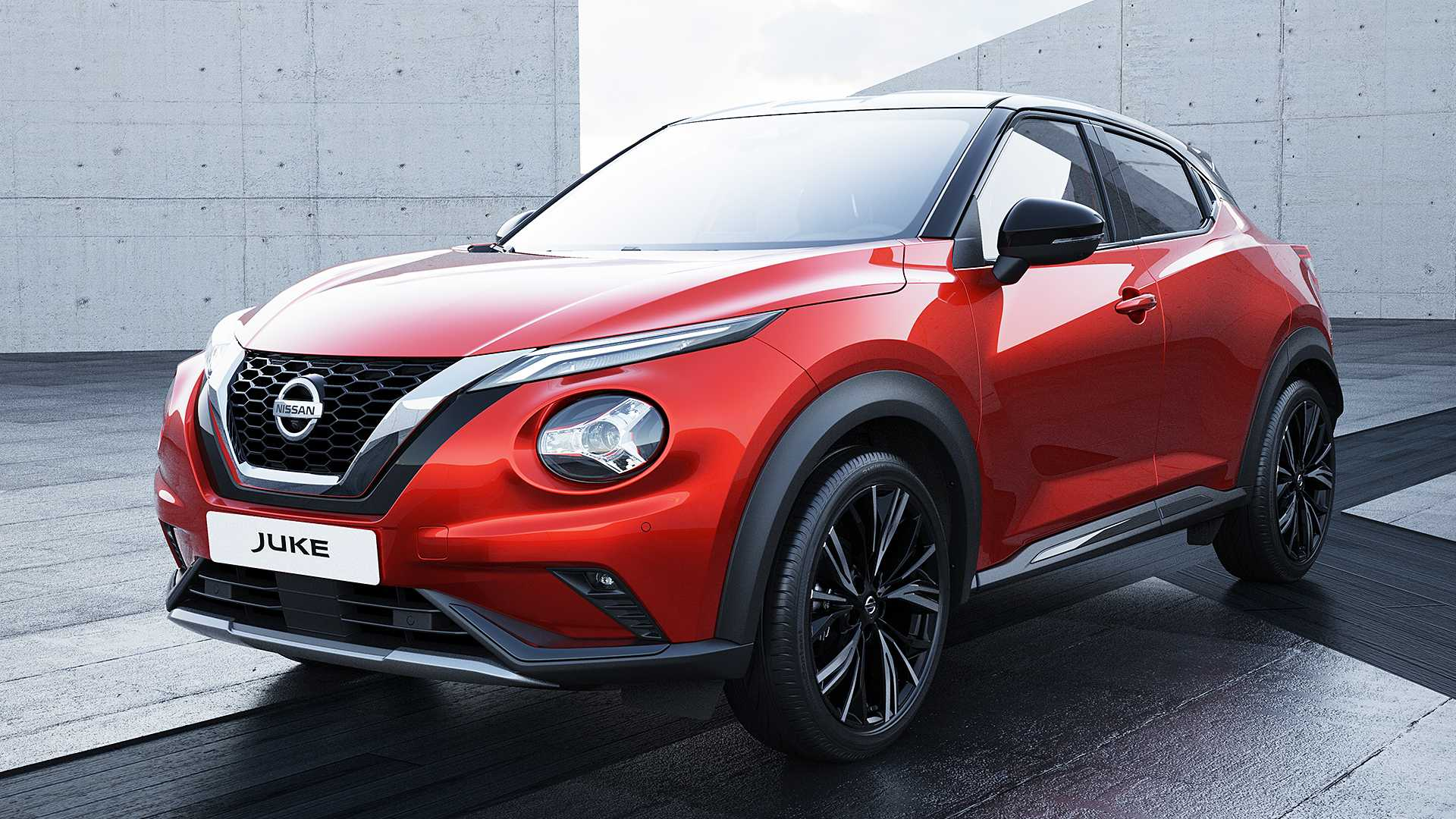All New 2020 Nissan Juke Debuts 6