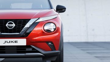 All New 2020 Nissan Juke Debuts 3