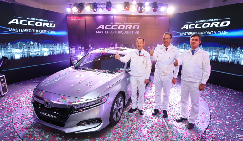 Honda Launches 10th gen Accord in Pakistan 5