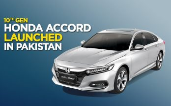 Honda Launches 10th gen Accord in Pakistan 30