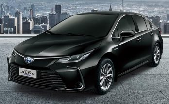All New Toyota Corolla Altis to Launch in Indonesia Next Week 5