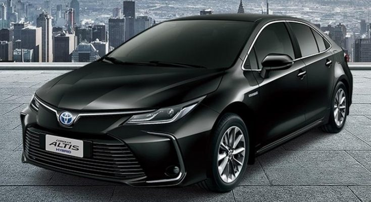 All New Toyota Corolla Altis to Launch in Indonesia Next Week 1