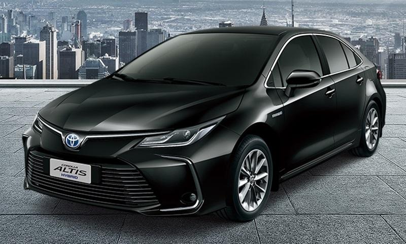 All New Toyota Corolla Altis to Launch in Indonesia Next Week 4