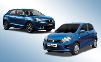 Suzuki Celerio and Baleno Discontinued In UK 9