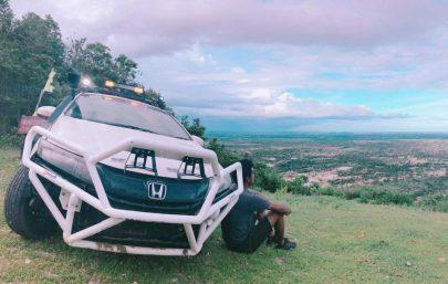 The Honda City Off-Roader 2