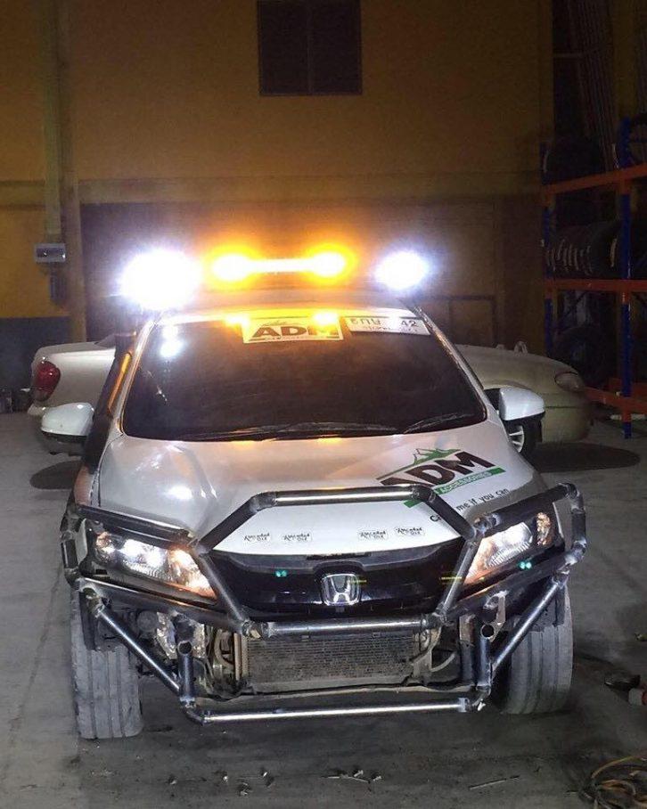 The Honda City Off-Roader 5