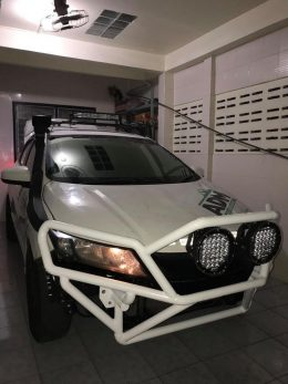 The Honda City Off-Roader 6