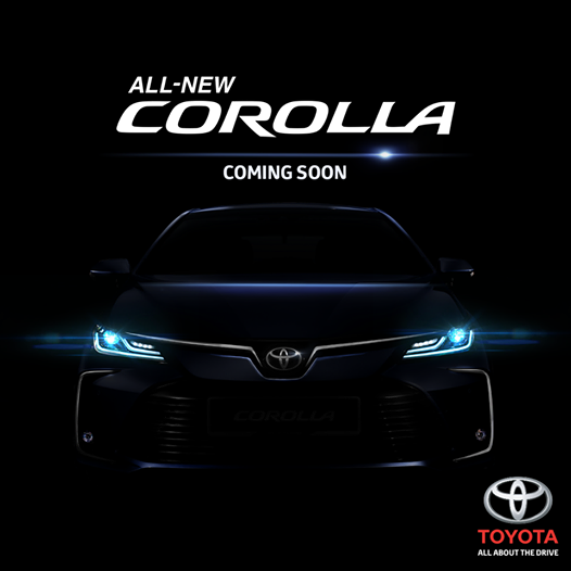 All New Toyota Corolla Teased for Malaysian Debut 5