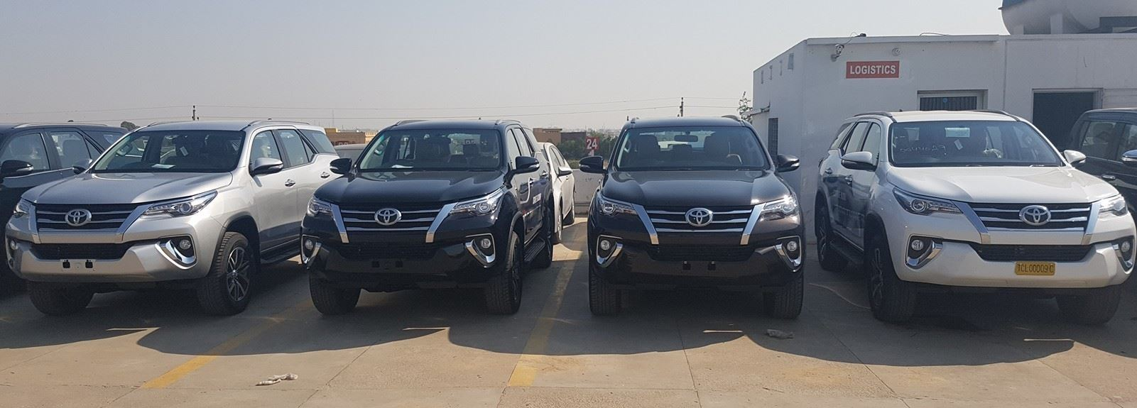 Toyota Fortuner: Old vs New 12