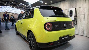 Honda E Unveiled at Frankfurt- Prices Announced 6