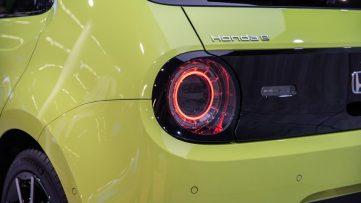 Honda E Unveiled at Frankfurt- Prices Announced 7