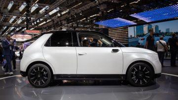 Honda E Unveiled at Frankfurt- Prices Announced 18