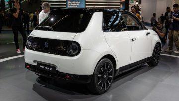 Honda E Unveiled at Frankfurt- Prices Announced 19
