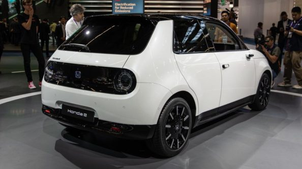 Honda E Unveiled at Frankfurt- Prices Announced 16