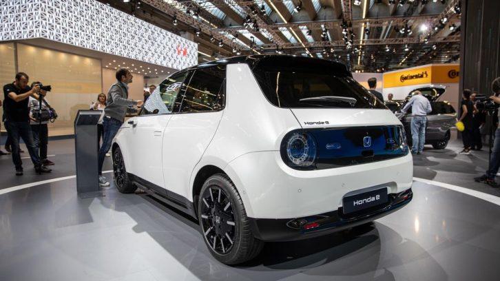 Honda E Unveiled at Frankfurt- Prices Announced 20