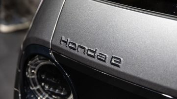 Honda E Unveiled at Frankfurt- Prices Announced 16