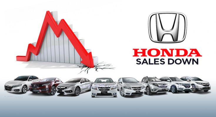 Honda Atlas Suffering from Massive Reduction in Sales 2