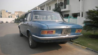 Remembering Mazda 1500 Sedan from the 1960s 27