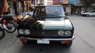Remembering Mazda 1500 Sedan from the 1960s 23