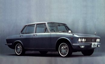 Remembering Mazda 1500 Sedan from the 1960s 10