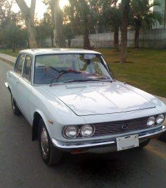 Remembering Mazda 1500 Sedan from the 1960s 20