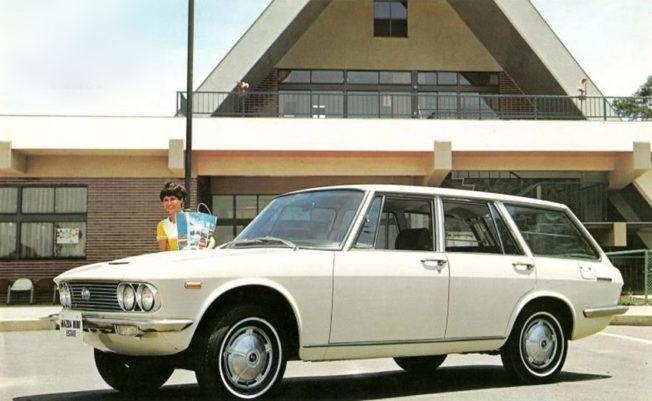 Remembering Mazda 1500 Sedan from the 1960s 4