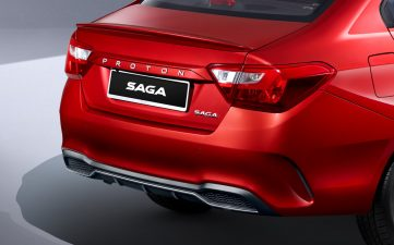 6 Improvements in 2019 Proton Saga Facelift 10