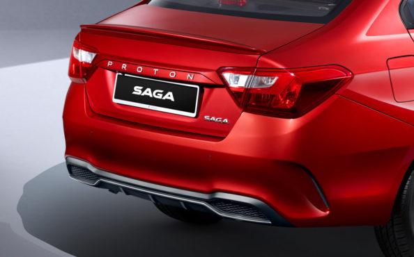 6 Improvements in 2019 Proton Saga Facelift 6