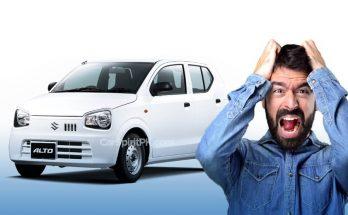 Pak Suzuki Demanding More Money on Pre-Booked Alto 660cc 8