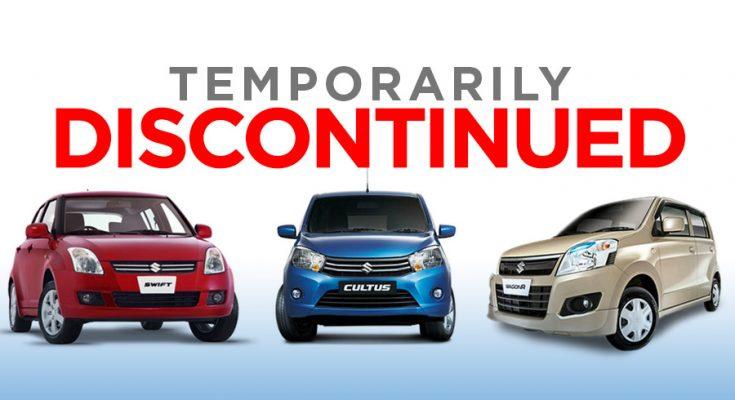 Pak Suzuki Suspends Booking of Vehicles 2